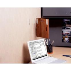 Легкоудаляемые сцепляемые клейкие застежки для рамок картин Command®, средние
