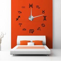 Настенные часы 3D