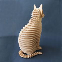 Декоративная Кошка