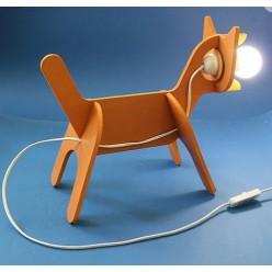 Декоративный Светильник Кошка