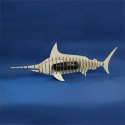 Декоративная Рыба-меч