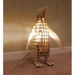 Декоративный светильник Пингвин