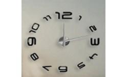 3D часы-наклейки