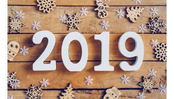 C Новым Годом 2019!