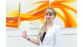 """Фотоотчет с выставки """"Картины как часть современного интерьера"""""""
