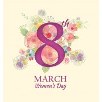 Милые женщины! Поздравляем вас с 8 Марта! 🌷🌷🌷 ⠀  Этот красивый праздник в начале весны приходит к нам, когда всё оживает, расцветает и распускается. Пусть в вашей жизни будет вечная весна, пусть ярко светит солнце, пусть поют птицы, пусть дни будут светлыми и безоблачными. Улыбок, хорошего настроения, радости, счастья! 🔆🌺🌷